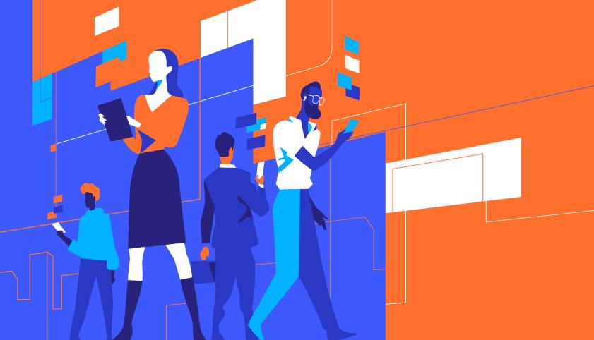 Imagem de capa Transformação digital nas empresas: por uma atualização tecnológica