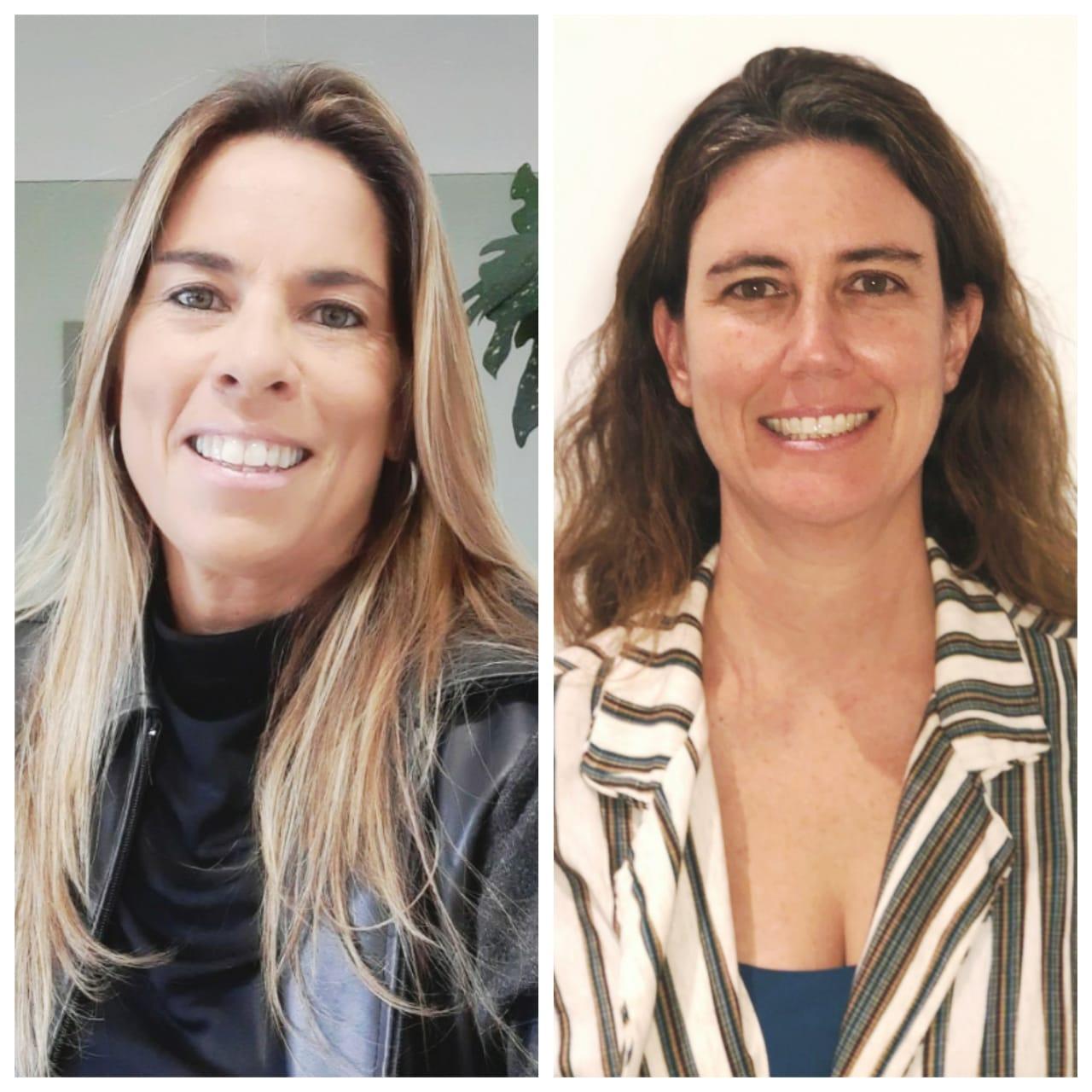 Colunista Sabina Augras e Laura Fuks