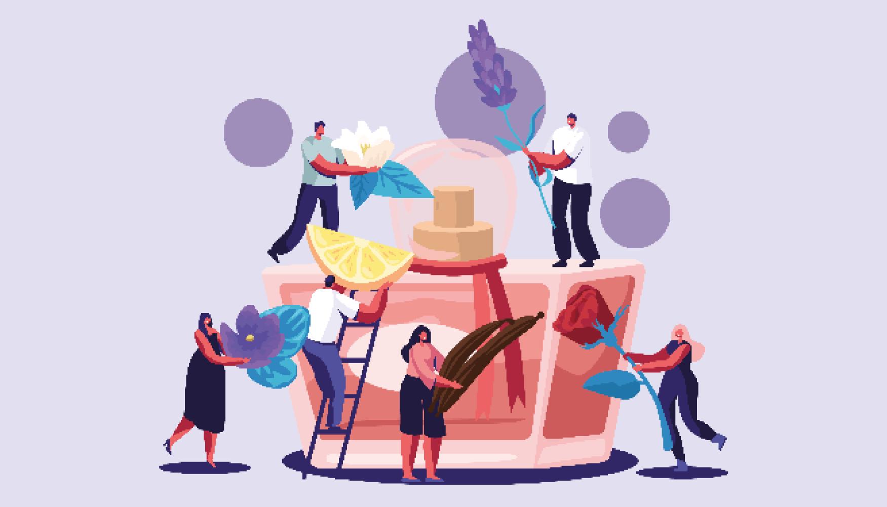 Artigo Coletivo Boticário:  sobre perfumes e personalidades
