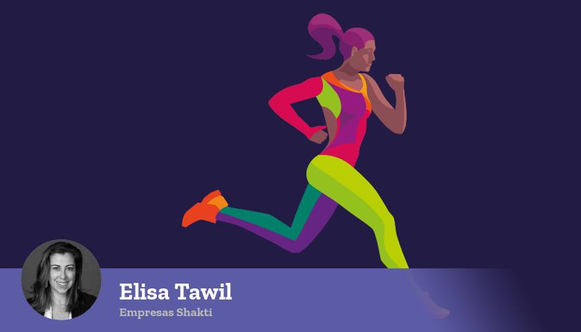 Imagem de capa 2021, o ano da mulher olímpica, já é histórico