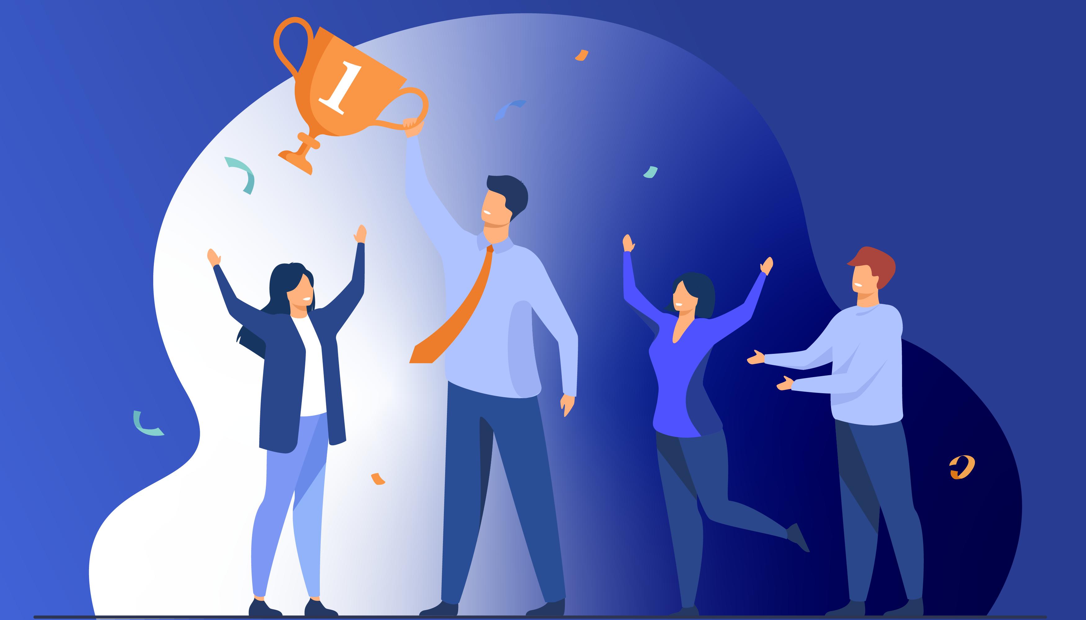 Imagem de capa Como líderes podem ajudar suas equipes a serem mais felizes