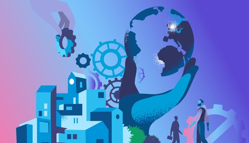 Imagem de capa Tomorrowland: o futuro do trabalho e das carreiras