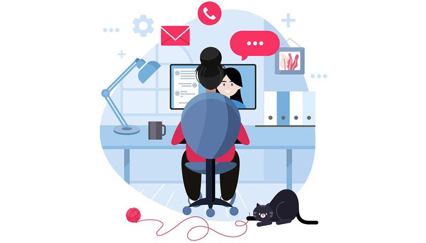 Artigo Sem data para acabar, home office expõe segurança de empresas e funcionários