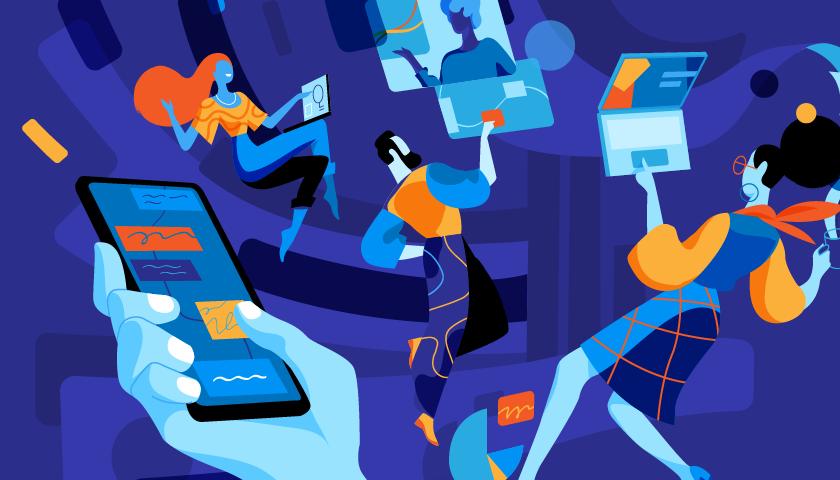 Imagem de capa Inovação em comunicação: uma tarefa nada simples e fácil
