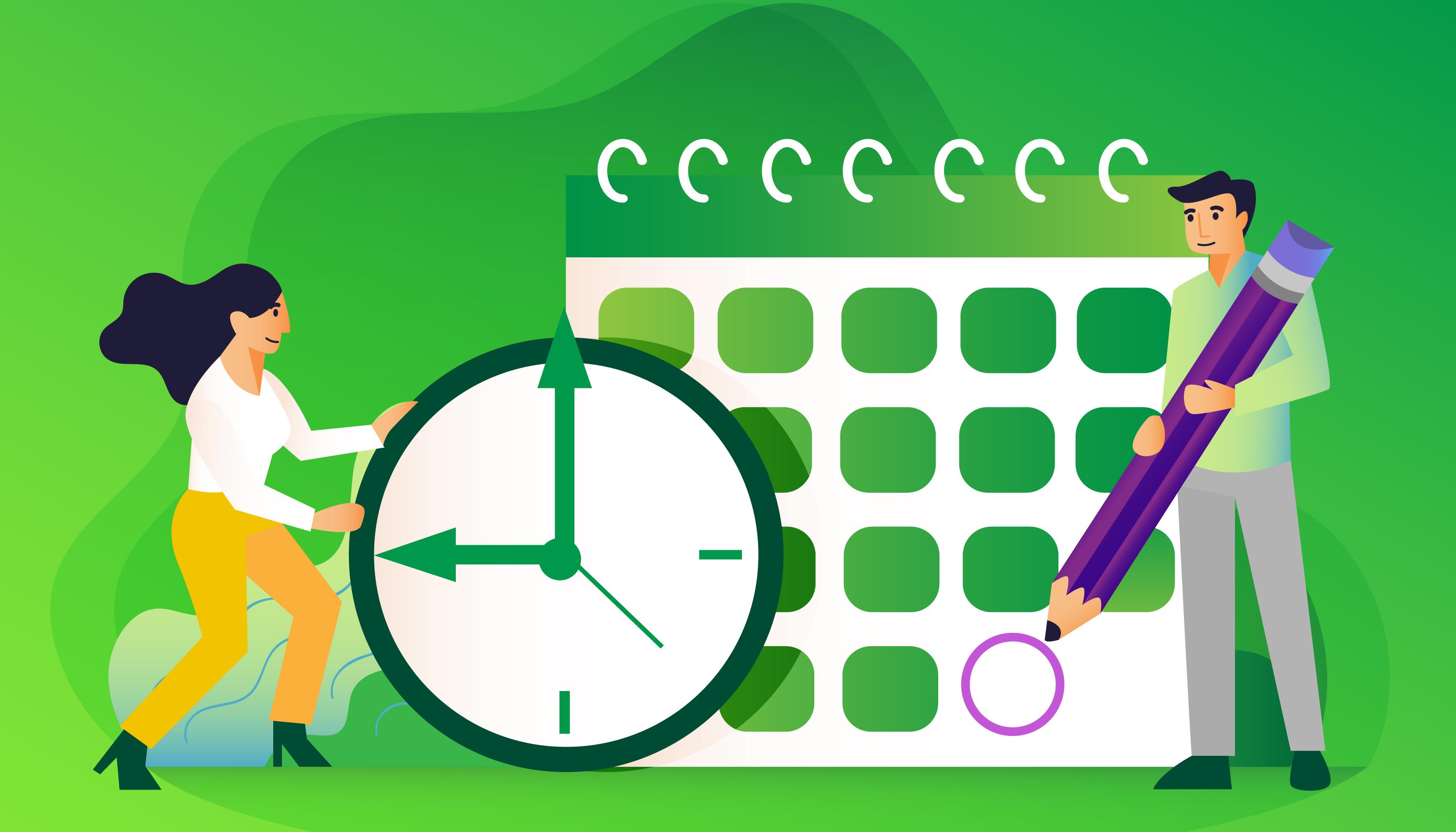 Imagem de capa Gestão do tempo para empreendedores
