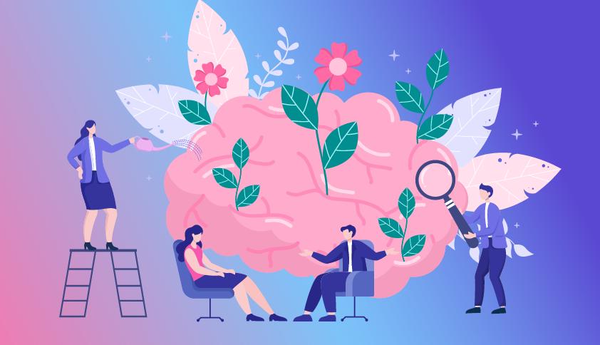 Imagem de capa Um olhar atento entre saúde mental, trabalho e o papel de recursos humanos