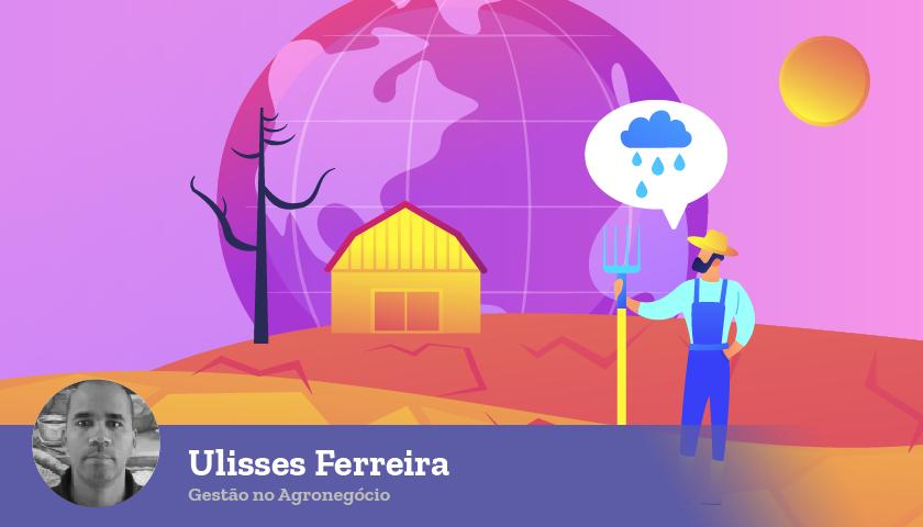 Artigo O agro brasileiro e as mudanças climáticas