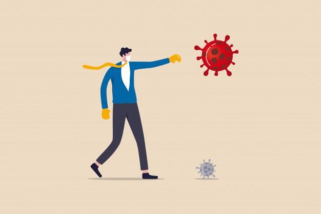 Artigo As máscaras da liderança na pandemia