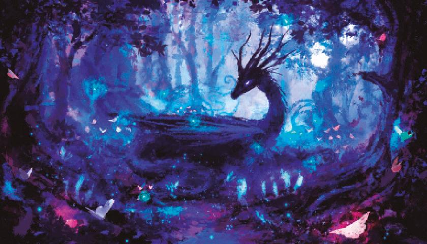 Imagem de capa Dragão sob medida