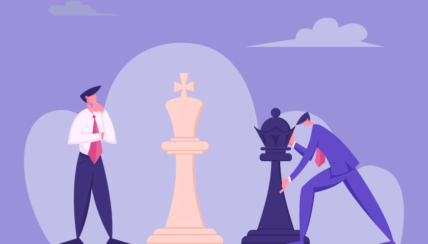 Artigo War games: identificando fraquezas de negócio perante os concorrentes