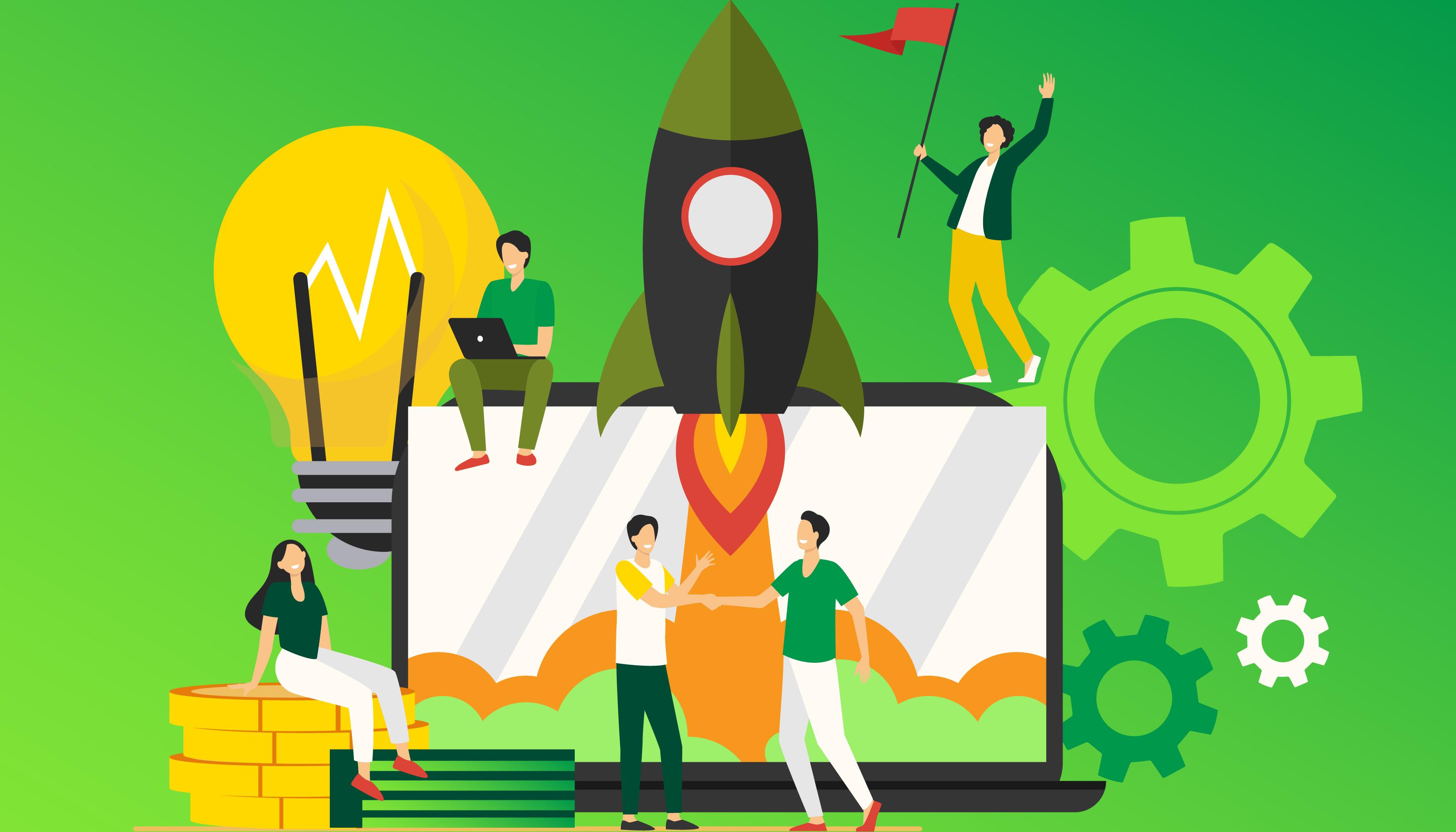 Imagem de capa Comunidade empreendedora é alavanca para transformação digital