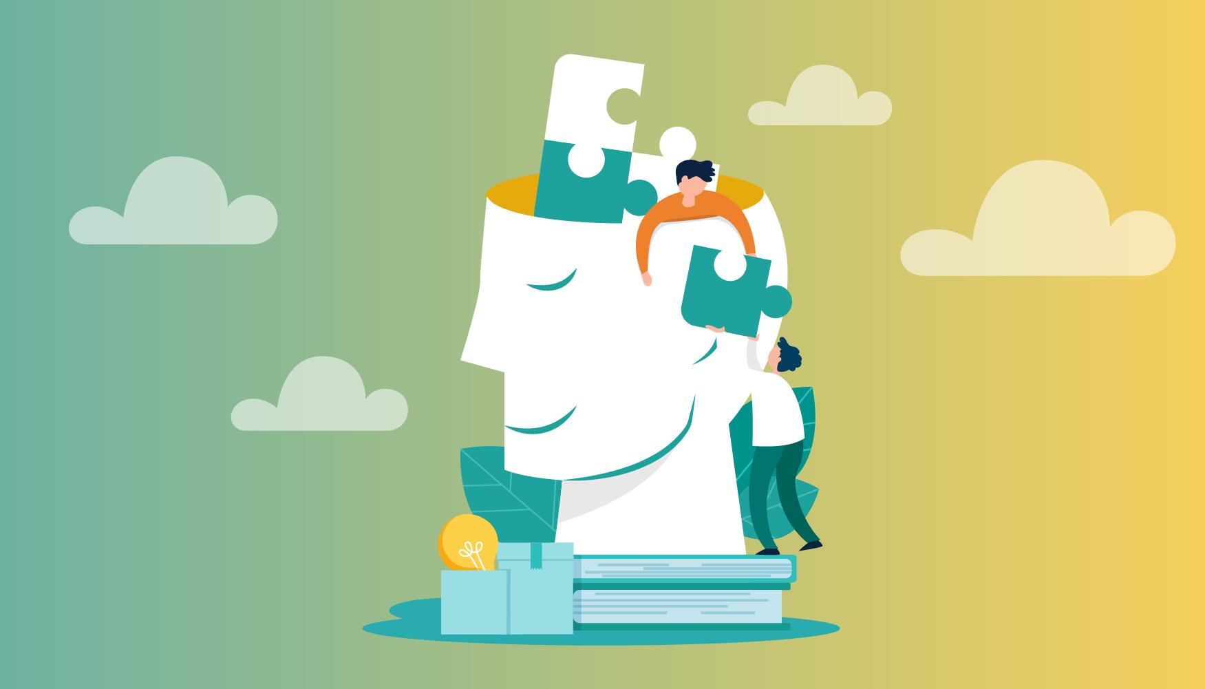 Imagem de capa O papel de empresas e lideranças na saúde mental organizacional