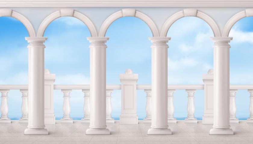 Imagem de capa O quinto pilar