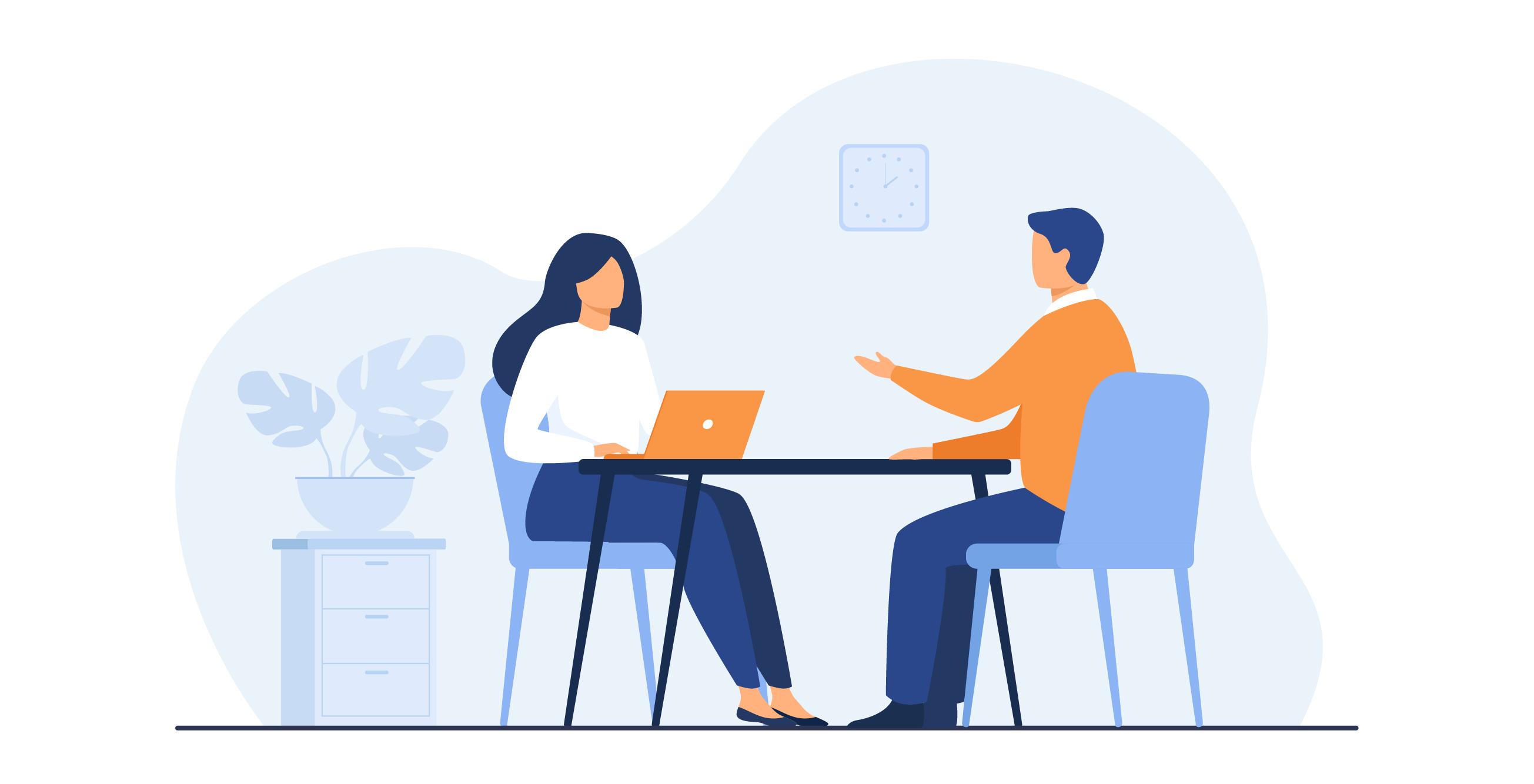 Artigo Antes de demitir, converse