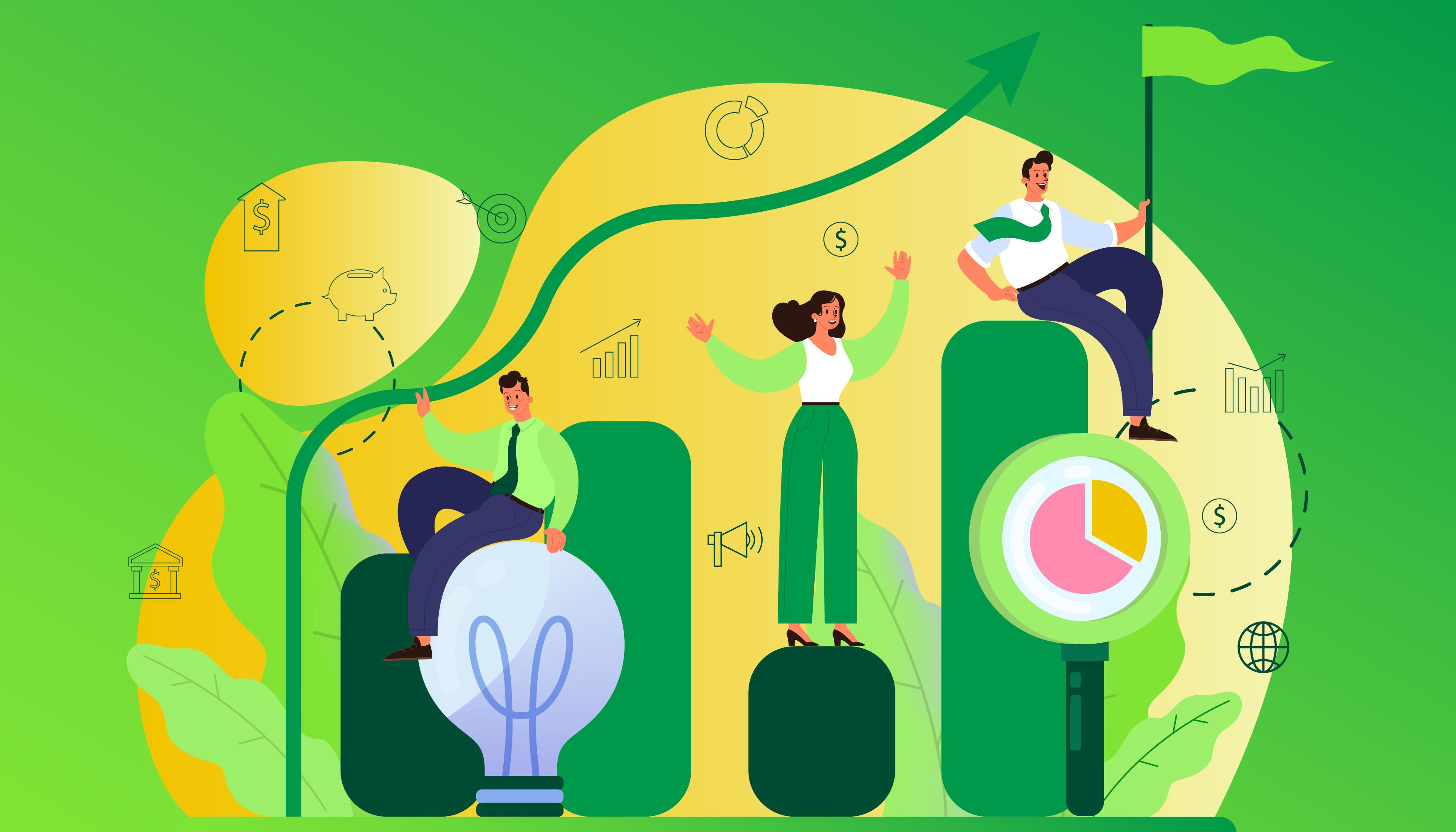 Imagem de capa Planejamento estratégico para pequenas e médias empresas