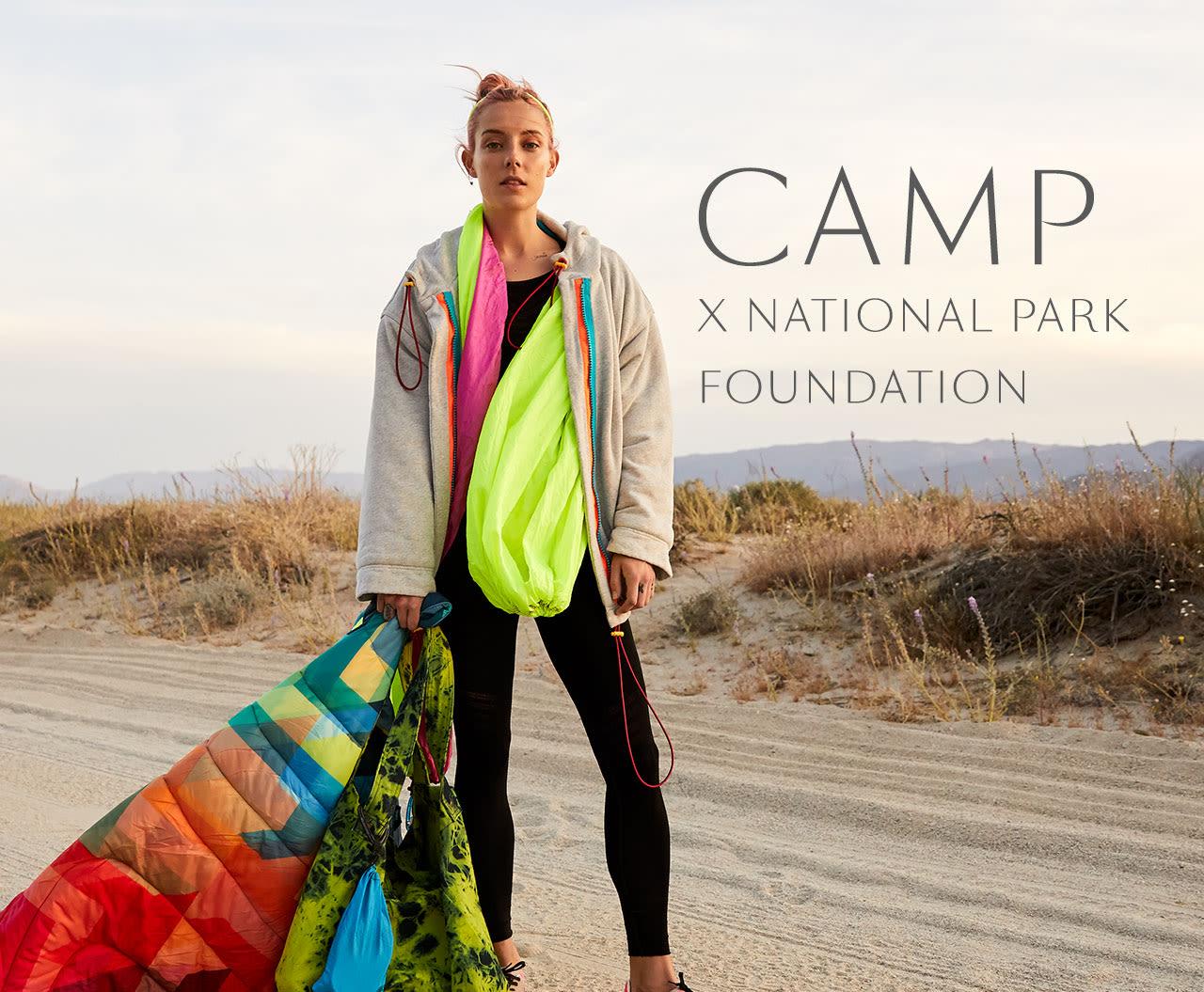 b4563c9c25 Camp x National Park Foundation