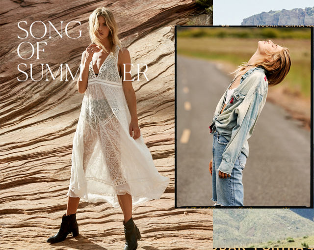 95029c64fa3 Free People - Women's Boho Clothing & Bohemian Fashion