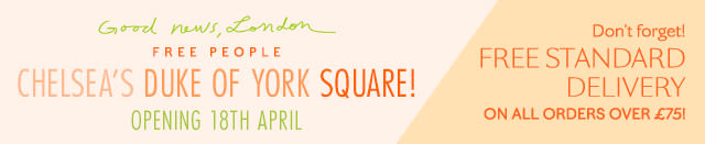 Free People Coming to Duke of York Square