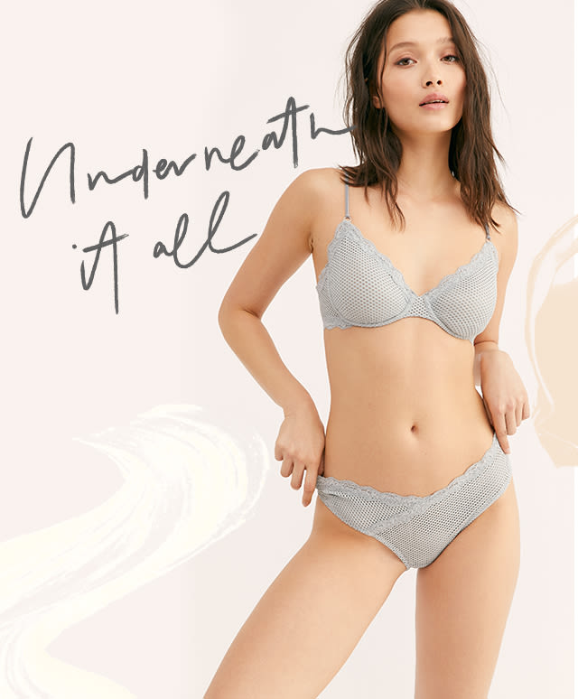 d07b9bc36 Bras · Undies · All Intimates