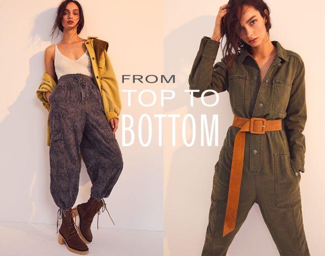 4d5bc3857 Free People - Women's Boho Clothing & Bohemian Fashion