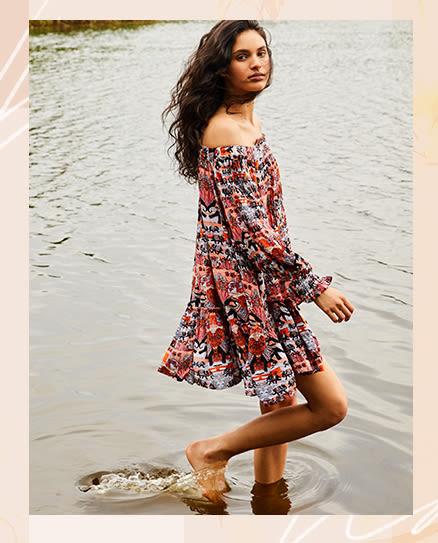 9cfe3977ff Free People - Women's Boho Clothing & Bohemian Fashion