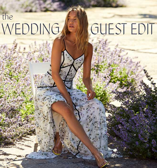 Wedding Guest Edit