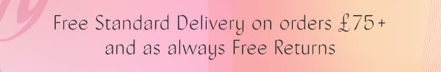 Free Shippings on Orders over 75