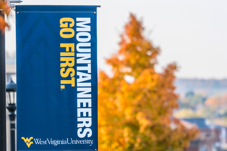 Mountaineers Go First banner