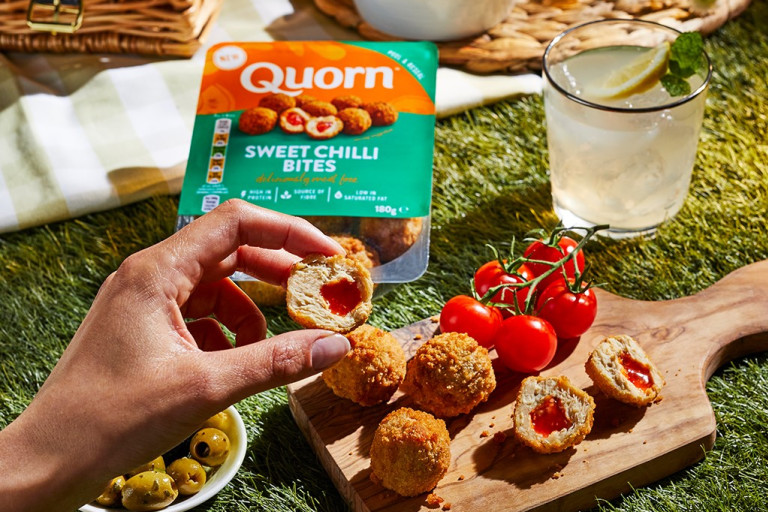 Get in the Summer Spirit with New Quorn Sweet Chilli Bites