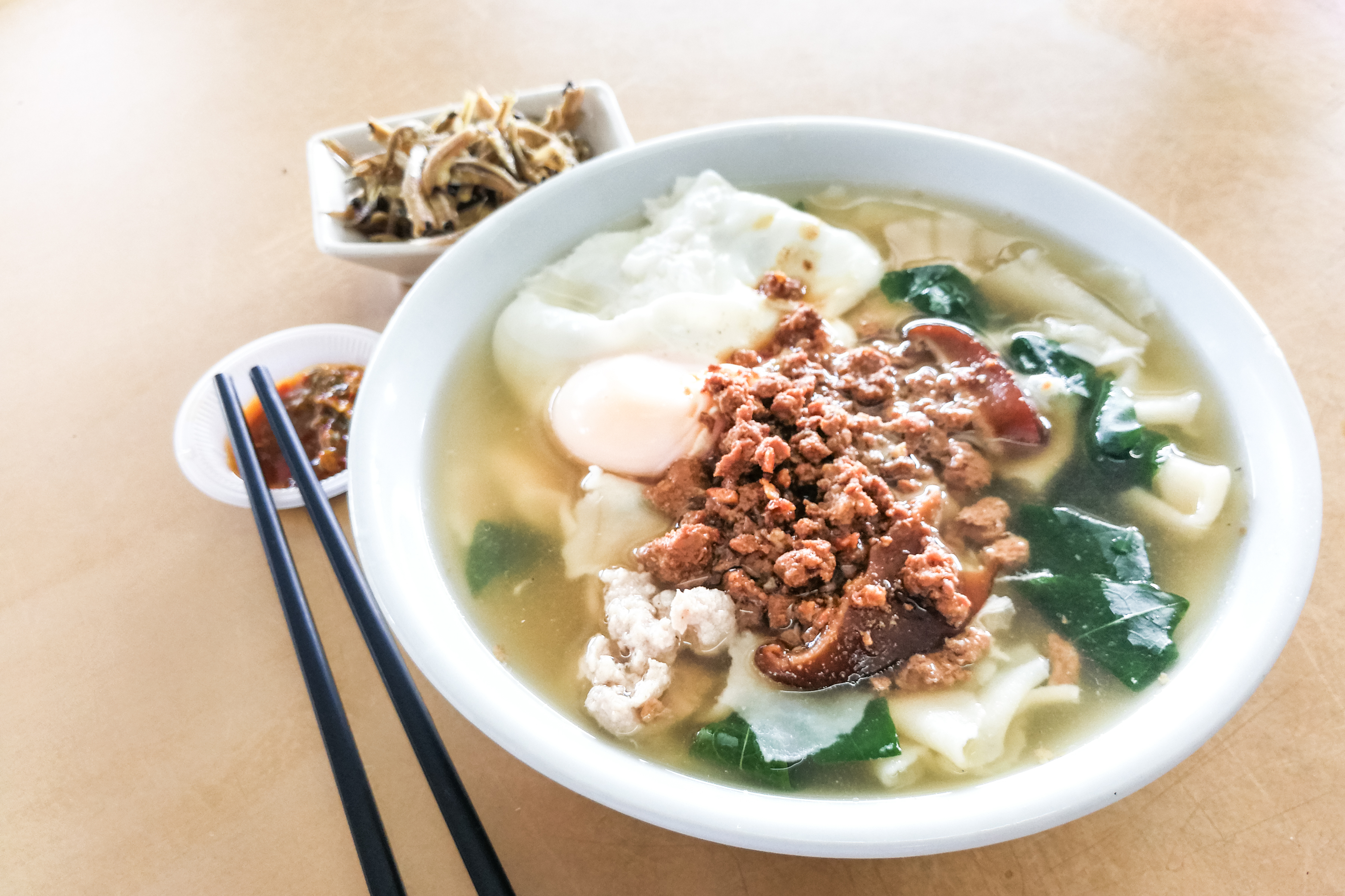 Favourite Hawker Dishes Meat-Free 3