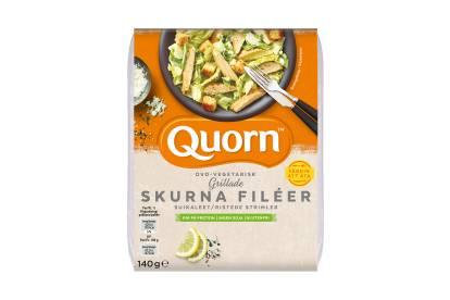 Quorn Ovo-Vegetariska Grillade Skurna Filéer