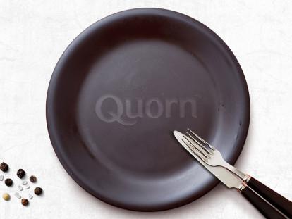 Quorn無肉漢堡