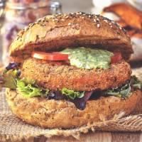 Burger, Nuggets e Salsicce