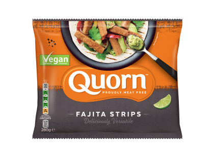 Quorn Vegan Fajita Strips