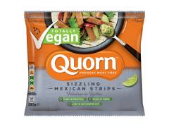 Quorn Vegan Sizzling Mexican Strips