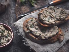 Quorn Pieces, Mushroom & Tarragon Pate
