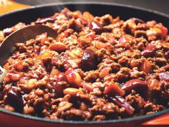 quorn quick chilli sin carne vegetarian recipe