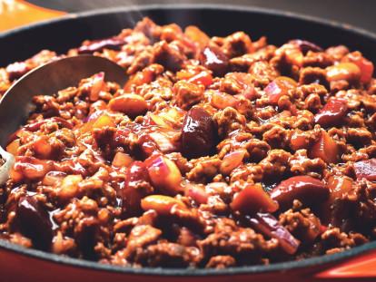 quorn quick chilli sin carne vegetarian recipe