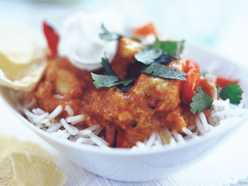Quorn Pieces Tikka Masala