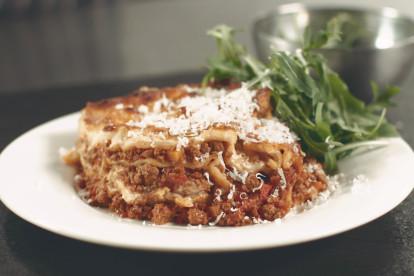 Quorn Mince Lasagne