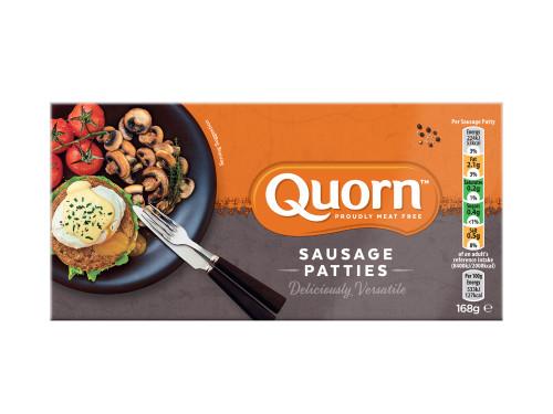 Quorn Sausage Patties