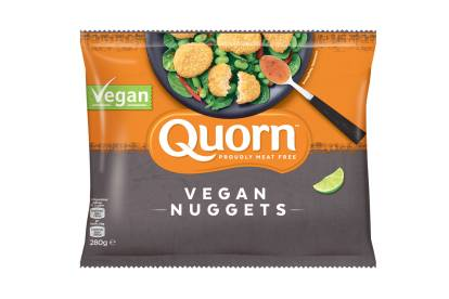 Quorn Veganska & Krispiga Nuggets