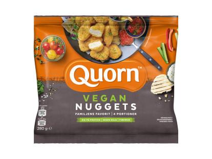 hur tillverkas quorn