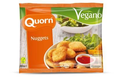 Nuggets Quorn vegani
