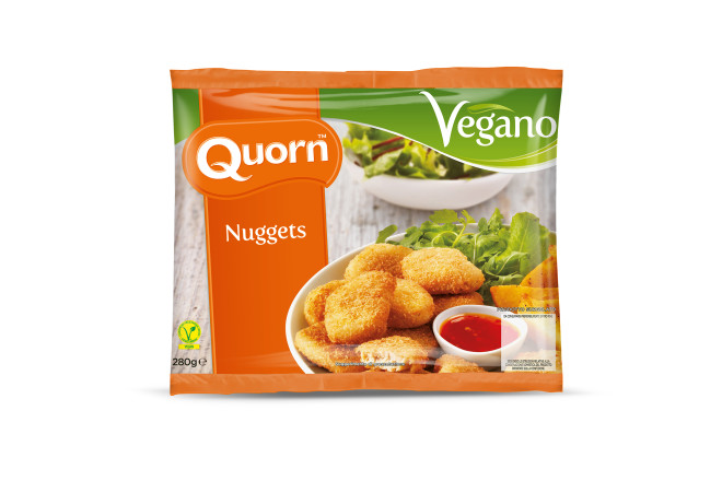 Nuggets Vegani