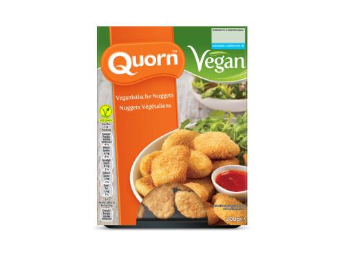 Veganistische Nuggets