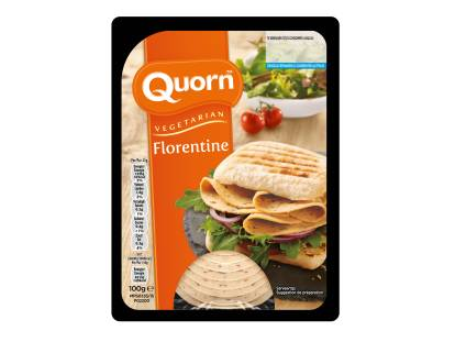 Tranches florentine végétariennes de Quorn