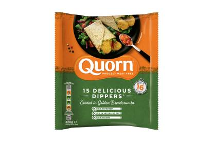 frozen quorn meat free dippers