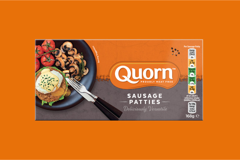 Quorn Sausage Patties Are Back!