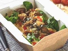quorn breakfast box vegetarian recipe